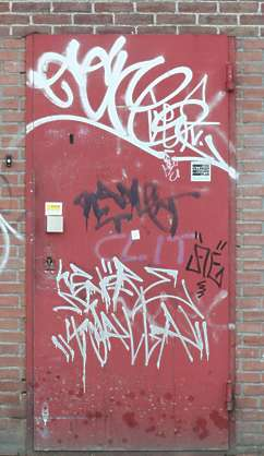 door old wood grafitti graffiti