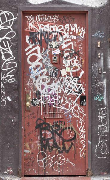 Doormetalgraffiti0029 Free Background Texture Brooklyn