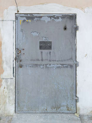 morocco metal door
