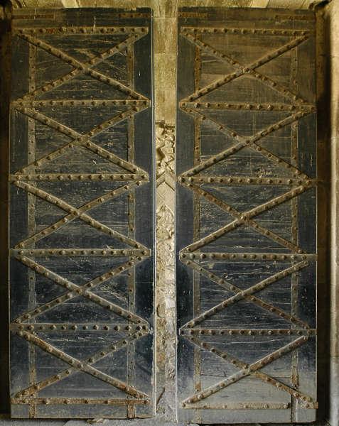 Doorsmetalornate0025 Free Background Texture Door