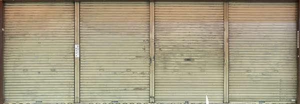 Metal Rollup Door Shutters Garage