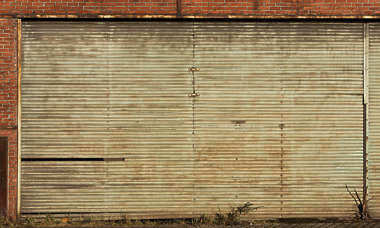 metal door industrial