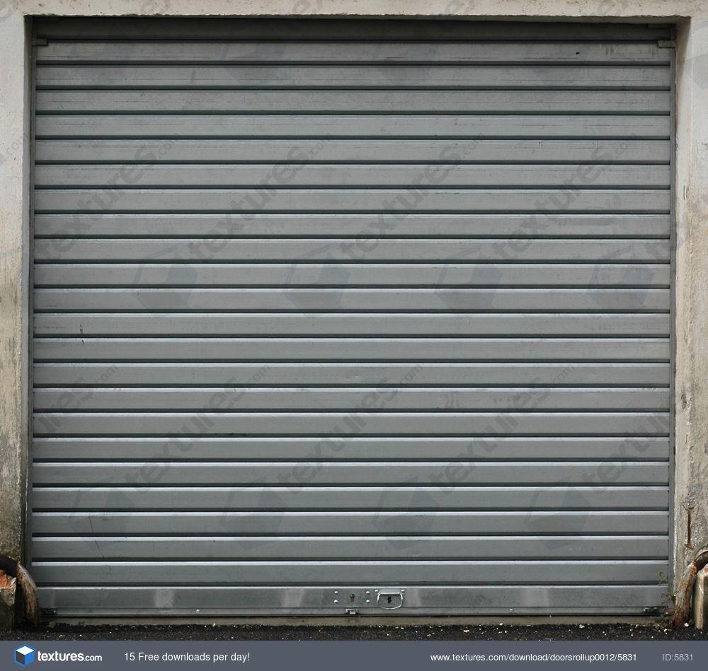 DoorsRollup0012 - Free Background Texture - door garage metal ...