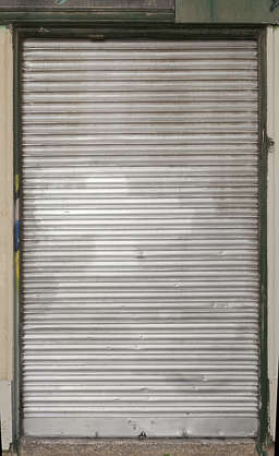 door double metal rollup spain