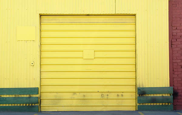 door rollup garage