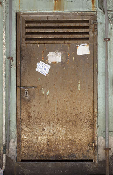Doorssinglerusted0068 Free Background Texture Door
