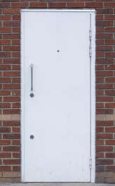 door single metal UK