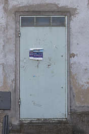door metal single