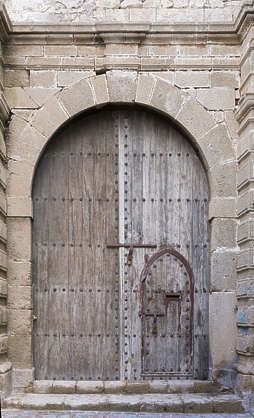 door doors morocco arabic moorish ornate wooden medieval