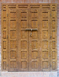 door doors morocco arabic moorish ornate