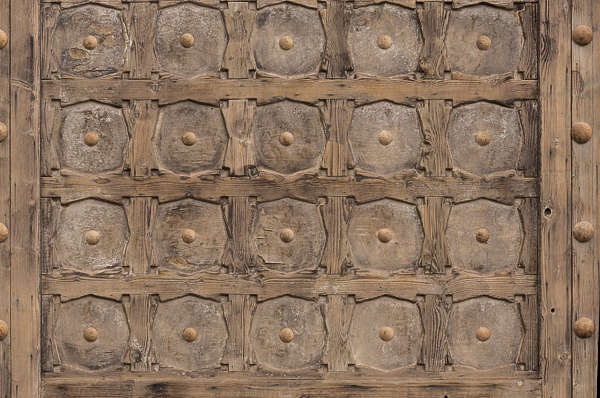 morocco door wood medieval old ornate moorish