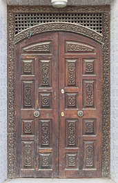 morocco door wood moorish
