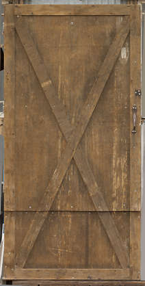 USA nelson ghost town ghosttown door wooden shed nelson_002 barn single old