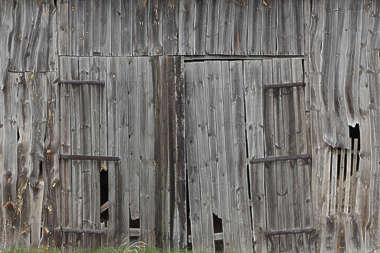 wood planks old door barn