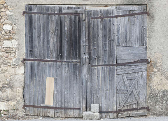 door wood wooden barn gate