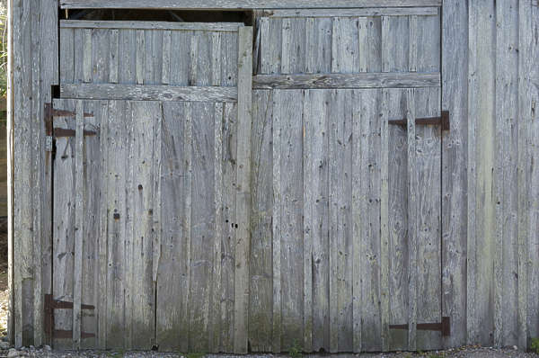 door double wooden barn UK