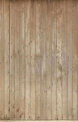 door double wooden wood planks plank old