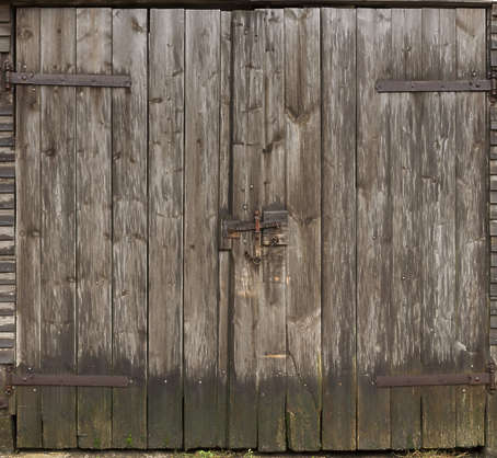 UK door barn double wooden