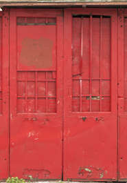 door big wooden wood painted old new york ny united states usa