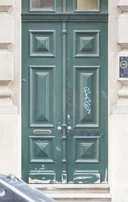 portugal door double wooden panelled