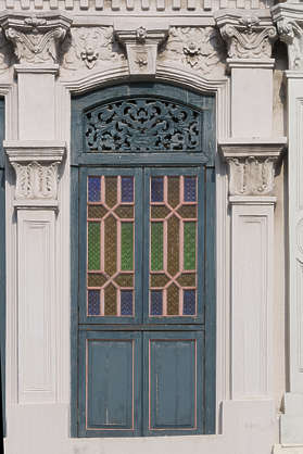 china asian asia windows facade door ornate