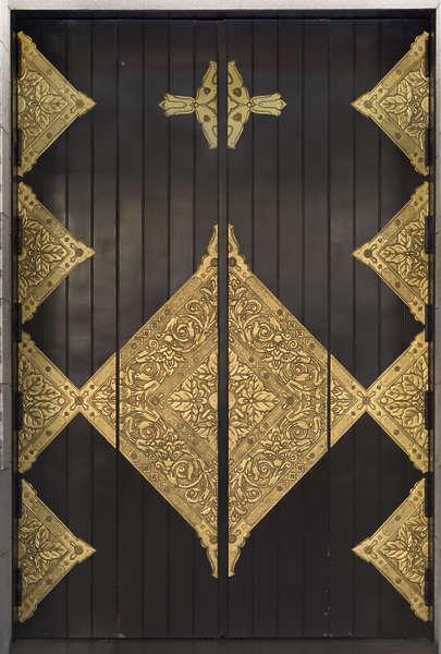 Doorsornate0416 Free Background Texture Door Ornate