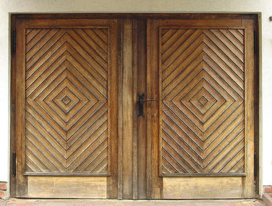 door wood house double panel panelled