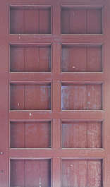 morocco door wood panels panel panelled inside medieval