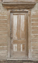 USA Bodie ghosttown ghost town old western goldrush desert arid door wooden single bodie_013