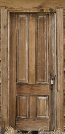 USA Bodie ghosttown ghost town old western goldrush desert arid door wooden single bodie_017