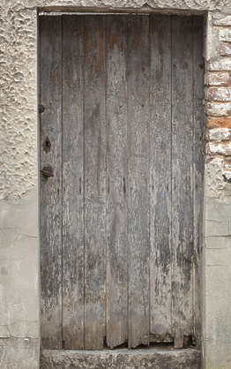 door single wood wooden old