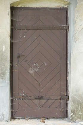 door wooden single