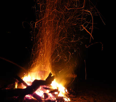 fire flames flame burn burning campfire