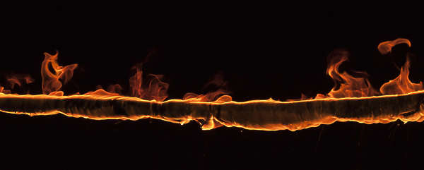 fire flame flames burning line linear