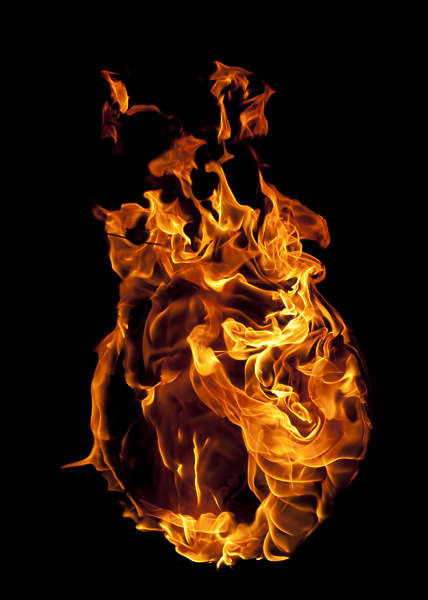 flames0031 - free background texture