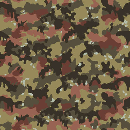 camouflage fabric pattern swiss military