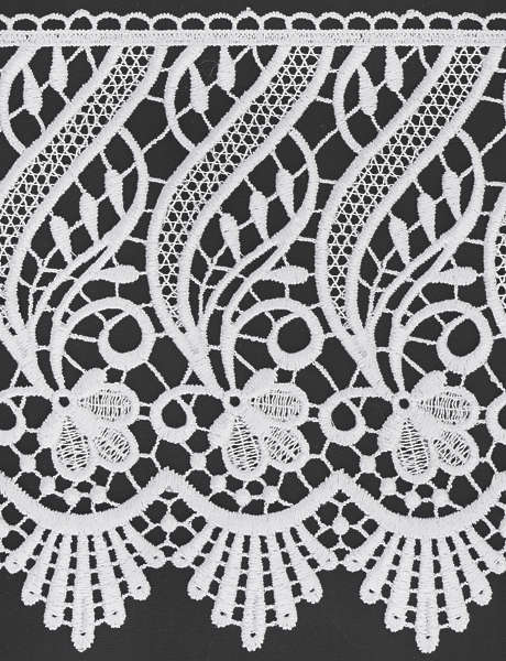 fabriclacetrims0134 - free background texture