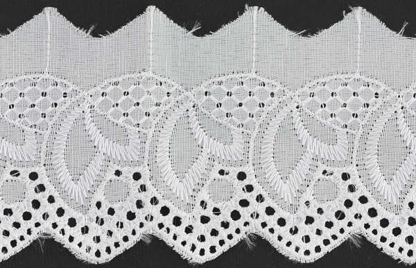 lace trim fabric decoration