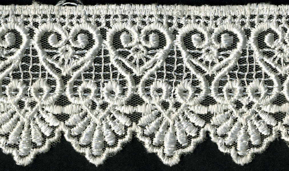 how to create lace texture