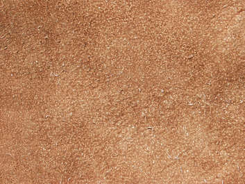 leather brown rough closeup