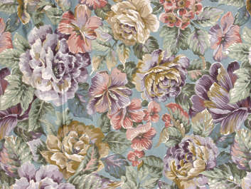 fabric patterns flowers