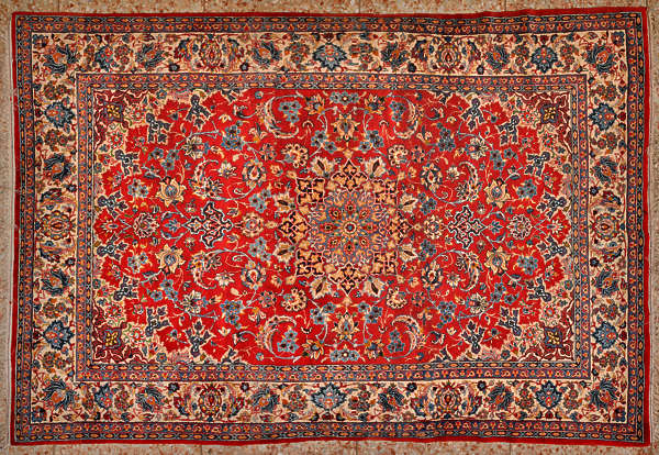 fabric carpet rug persian perzian full