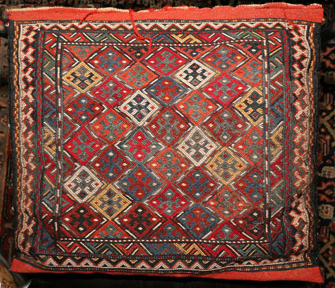 carpet persian perzian pillow rug