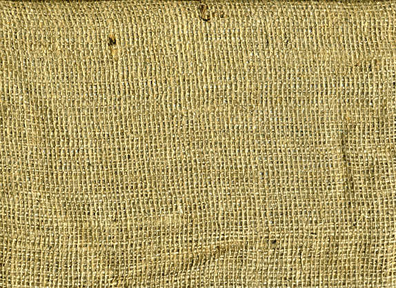 burlap fabric cloth plain rough coarse woven jute hemp hessian