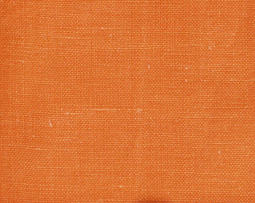 fabric orange cloth textile