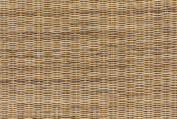 wicker thatched