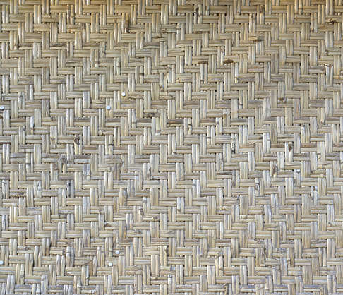 fabric wicker basket rattan