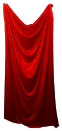 fabric cloth hanging banner wrinkle wrinkles fold folds