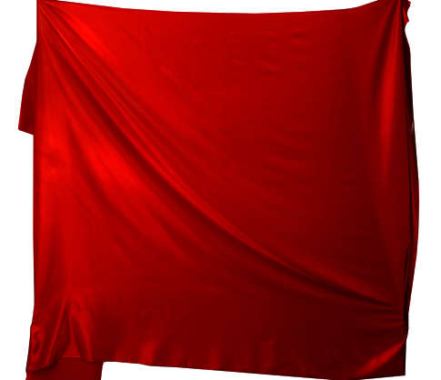 wrinkles hanging cloth fabric folds banner