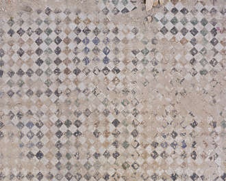 tiles floor morocco dirty dusty old
